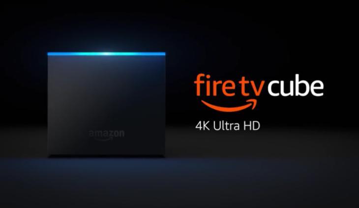 Amazon presenta finalmente su Fire TV Cube, su nuevo dispositivo de transmisión de medios