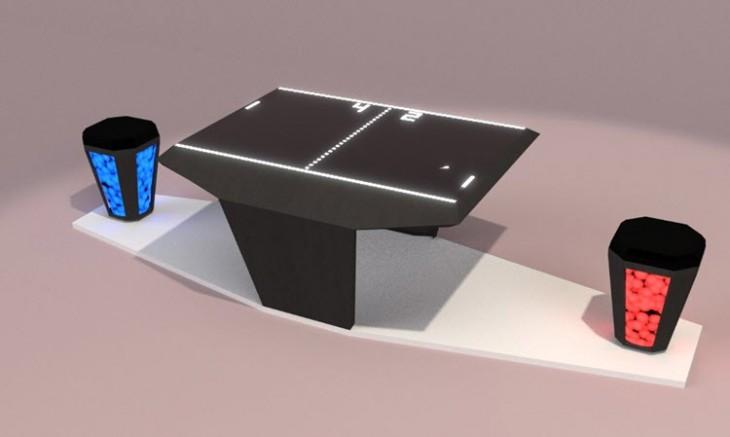 Estos taburetes con sensores cambian de color cuando adoptas una mala postura