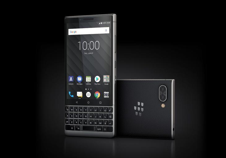 Llega BlackBerry Key2, el sucesor mejorado de BlackBerry Keyone