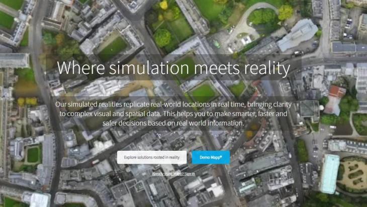 SenSat, la plataforma que simula la realidad con Inteligencia Artificial