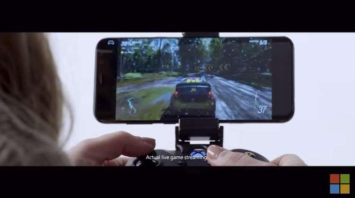 Microsoft entra en el segmento de la transmisión de juegos por Internet con Project xCloud