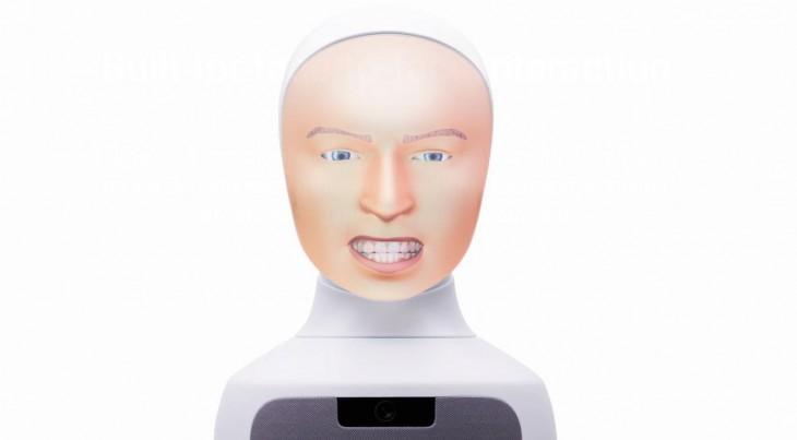 Furhat presenta un nuevo robot en el Web Summit, en Lisboa