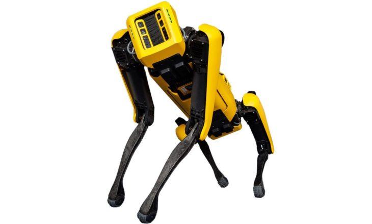 Spot, el perro robot, prestará servicio en una plataforma petrolífera