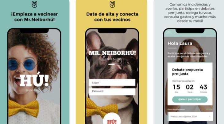 neiborhu, nueva app para que los vecinos se ayuden sin necesidad de encontrarse