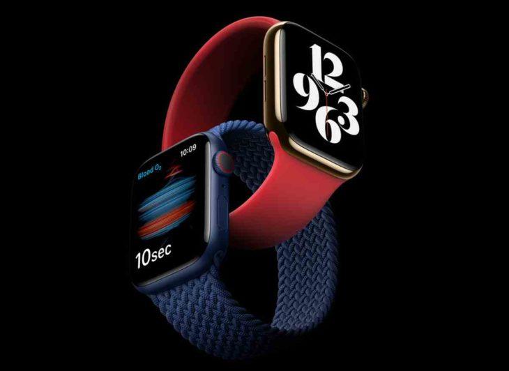 Llega la nueva generación de relojes inteligentes de Apple, con nuevos sensores, correas, y más