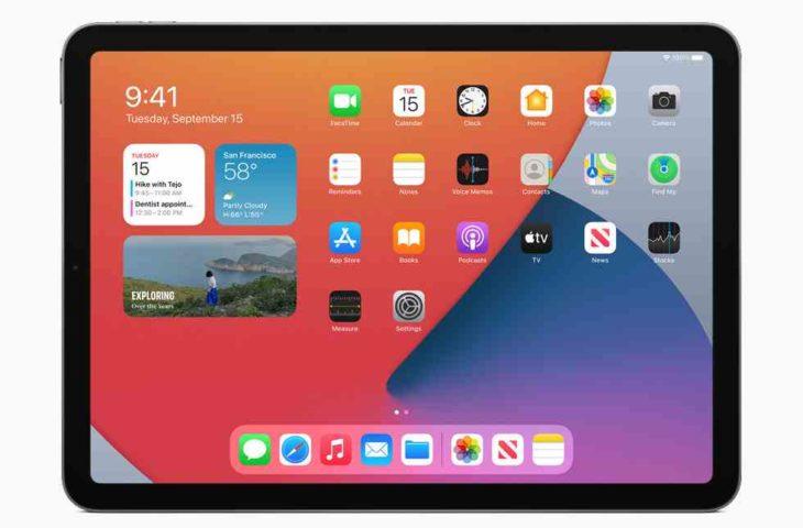 Apple presenta al nuevo iPad Air y la nueva generación de tabletas iPad básicas de 10,2″