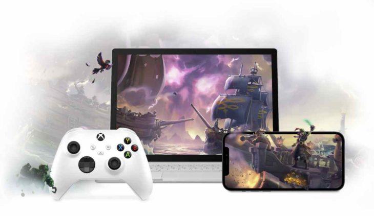 Microsoft inicia la beta de Xbox Cloud Gaming para Windows 10 y dispositivos móviles de Apple