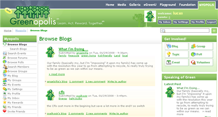 Blogs de Greenopolis