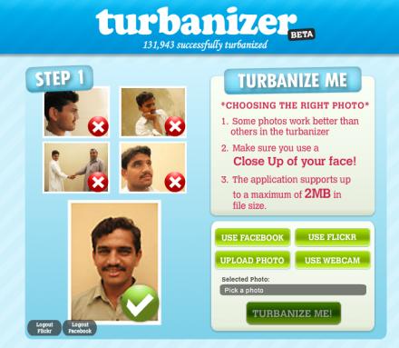 Turbanizer