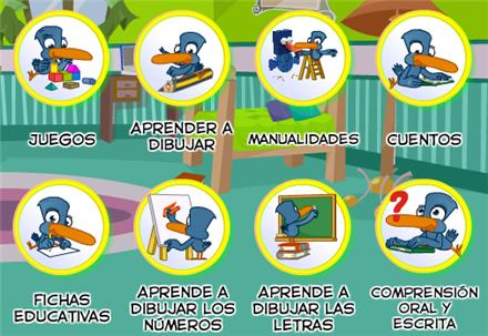 Childtopia Miles De Juegos Educativos Online
