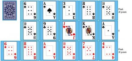 Juego Solitario Online De Poker