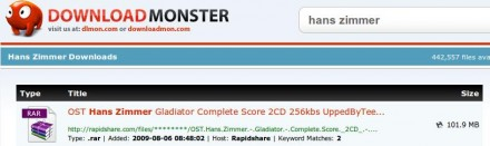 Hans Zimmer Downloads - DownloadMonster