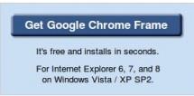 Google Chrome Frame - Google Code