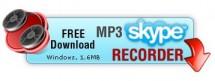 MP3 Skype Recorder | Free Skype Call Recorder