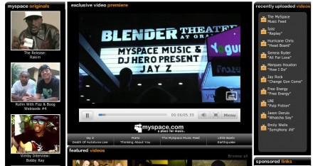 Myspace.com: Music Videos