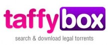 TaffyBox - Search & Download Legal Torrents