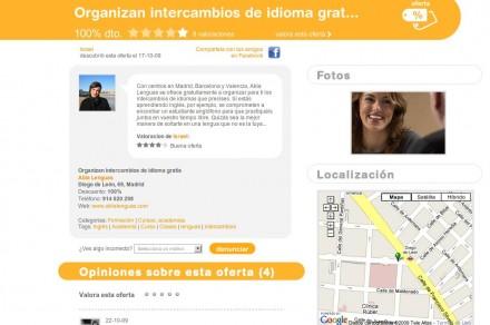 Yunait | Organizan intercambios de idioma gratis