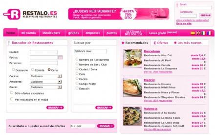 Restaurantes en Barcelona y en Madrid