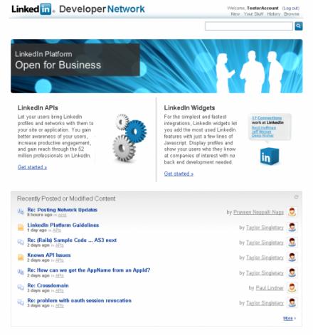 linkedin-developer-network