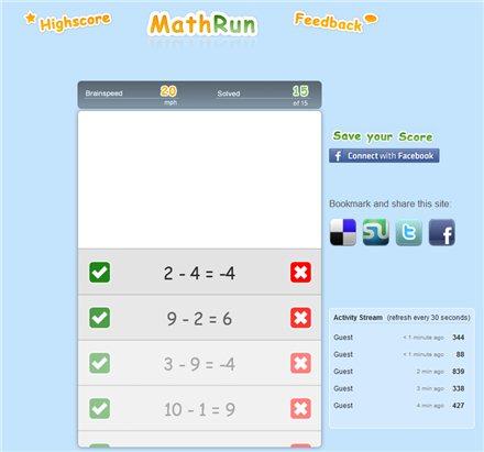 mathrun