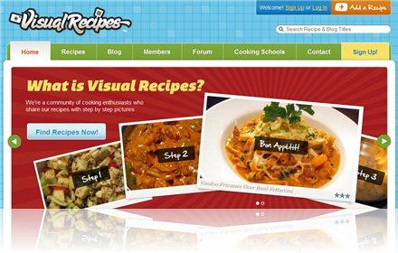 Los mejores sitios web de recetas de cocina - Paginas de cocina ...