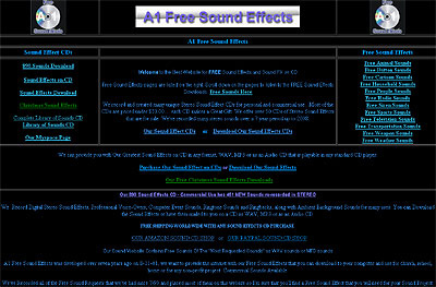 A1 Free Sound Effects