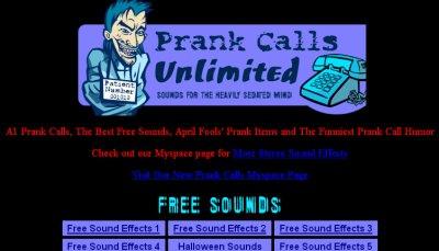 A1 Prank Calls