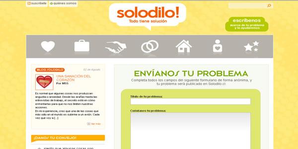 """SoloDilo"""