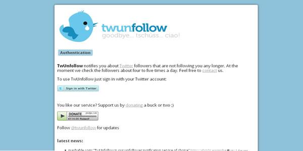 """""""Twunfollow"""""""