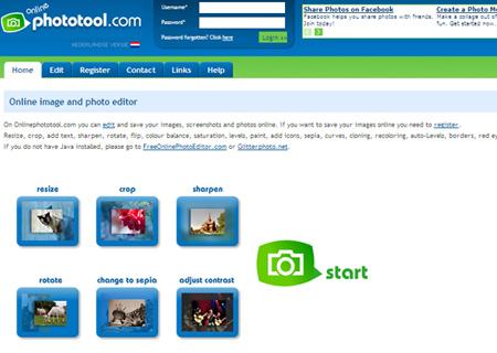 online phototool.com