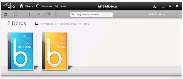 Blio – Un lector de ebooks en color para Windows