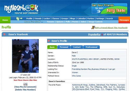 myyearbook website