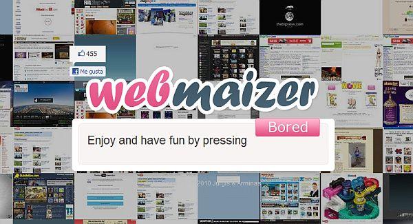 Webmaizer Páginas A Visitar Para Cuando Estés Aburrido