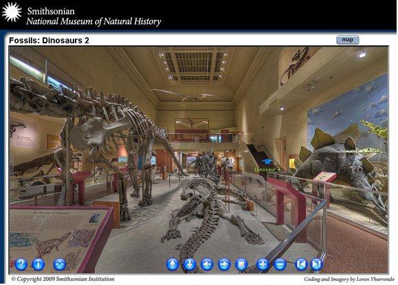Museo Smithsonian.Visita Virtual Al Museo Smithsonian De Historia Natural