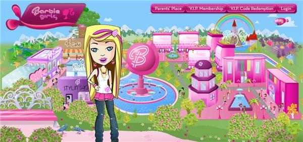 Juegos Online Y Mundos Virtuales Para Niñas