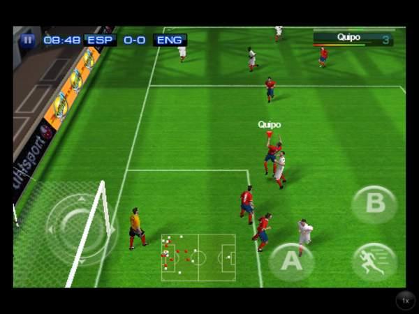 Juegos De Futbol Para Iphone Ipad Y Android