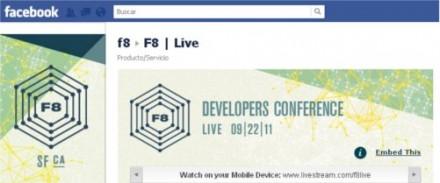 f8 Facebook