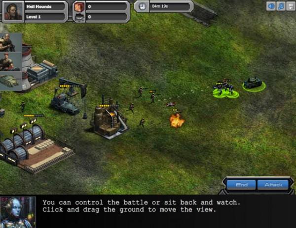 War Commander Estrategia A Tiempo Real En Facebook