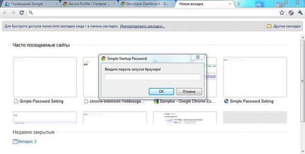 Como colocar contraseña a Google Chrome (muy facil)