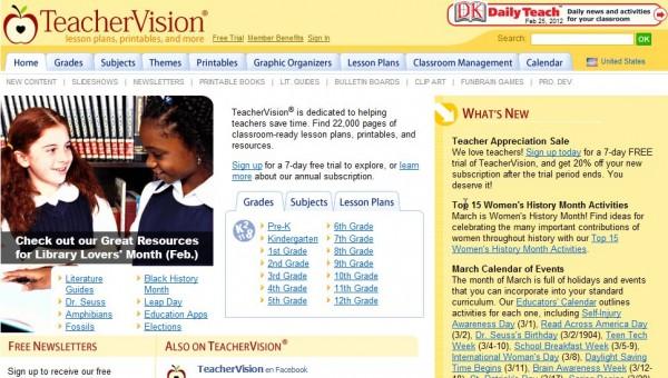 teacher vision