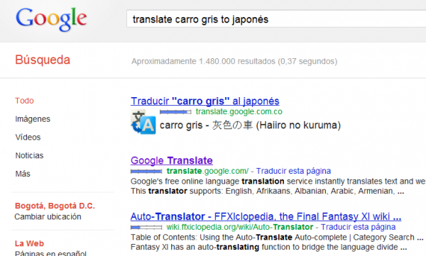 traducir automaticamente