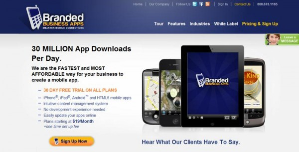 Branded Business Apps