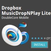 Dropbox MusicDropNPlay