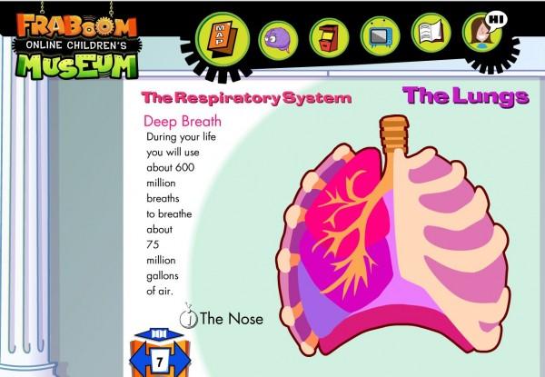 Uno de los libros interactivos