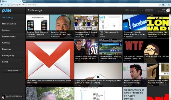 pulse para pc navegadores