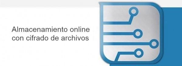 almacenamiento online cifrado