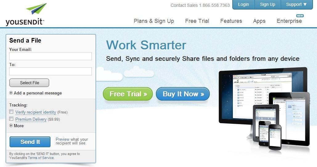 3 buenas opciones para enviar archivos de varios gigas por email