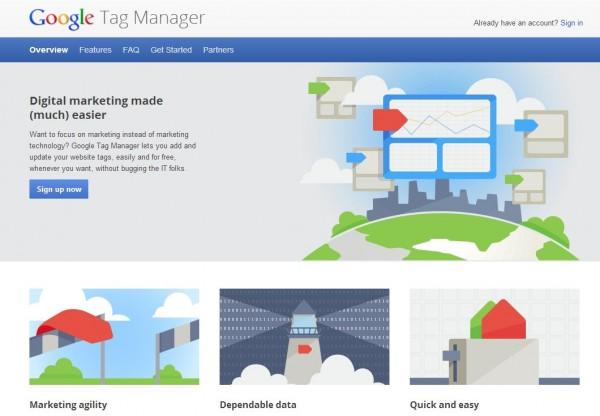 Qué es y cómo utilizar la nueva herramienta de monitorización web Google Tag Manager 0