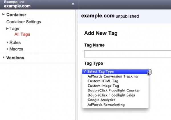 Qué es y cómo utilizar la nueva herramienta de monitorización web Google Tag Manager 1