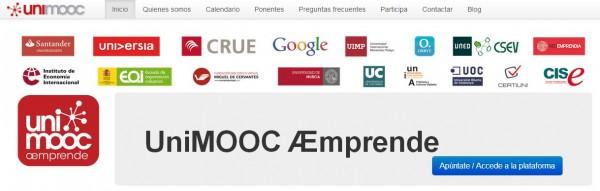 MOOC sobre emprendimiento en la Economía digital